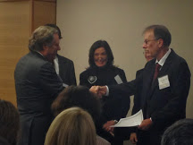 PLGA Scientific Director, Charles Stiles, PhD is awarded the 2014 Casty Family Achievement in Mentoring Award
